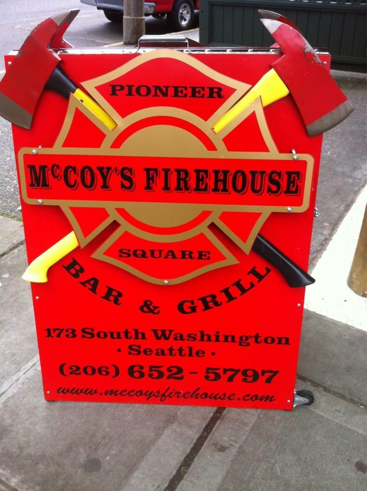 McCoy's Firehouse